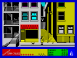 Contact Sam Cruise ZX Spectrum 29