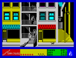 Contact Sam Cruise ZX Spectrum 30