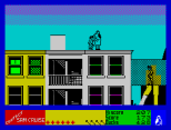 Contact Sam Cruise ZX Spectrum 35