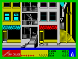 Contact Sam Cruise ZX Spectrum 36
