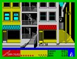 Contact Sam Cruise ZX Spectrum 36