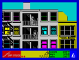 Contact Sam Cruise ZX Spectrum 39