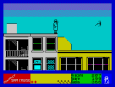 Contact Sam Cruise ZX Spectrum 40