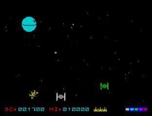 Death Star Interceptor ZX Spectrum 09