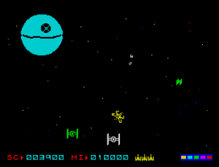 Death Star Interceptor ZX Spectrum 12