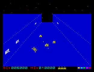 Death Star Interceptor ZX Spectrum 20