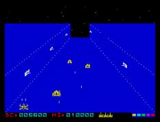 Death Star Interceptor ZX Spectrum 21
