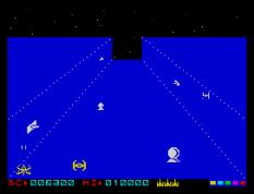Death Star Interceptor ZX Spectrum 22