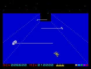 Death Star Interceptor ZX Spectrum 23