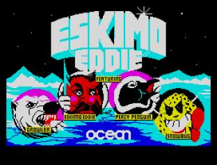 Eskimo Eddie ZX Spectrum 01