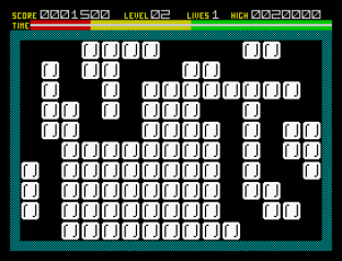 Eskimo Eddie ZX Spectrum 09