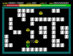 Eskimo Eddie ZX Spectrum 12