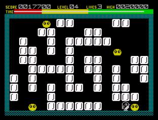 Eskimo Eddie ZX Spectrum 20