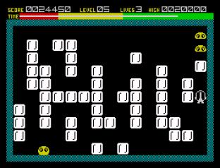 Eskimo Eddie ZX Spectrum 23
