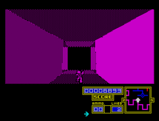 I of the Mask ZX Spectrum 12