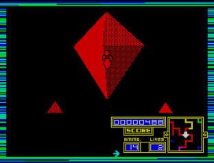 I of the Mask ZX Spectrum 20