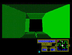 I of the Mask ZX Spectrum 21