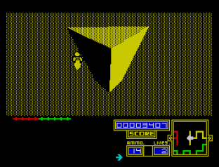 I of the Mask ZX Spectrum 31
