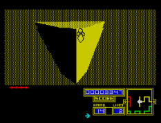 I of the Mask ZX Spectrum 32