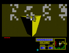 I of the Mask ZX Spectrum 33
