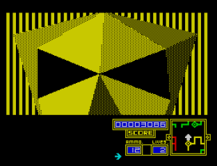 I of the Mask ZX Spectrum 34