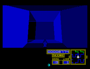 I of the Mask ZX Spectrum 42