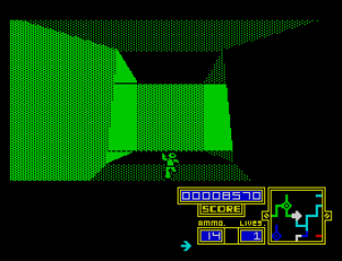 I of the Mask ZX Spectrum 45
