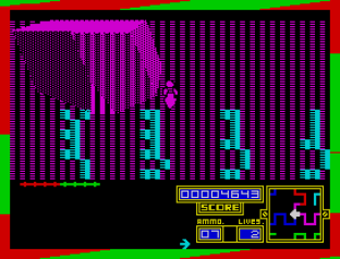 I of the Mask ZX Spectrum 56