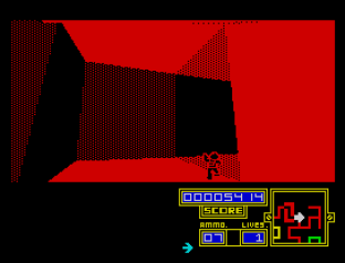 I of the Mask ZX Spectrum 64