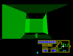 I of the Mask ZX Spectrum 67