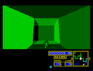 I of the Mask ZX Spectrum 75