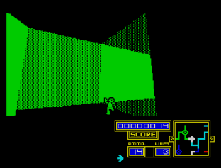 I of the Mask ZX Spectrum 78
