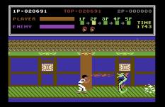 Kung Fu Master C64 10