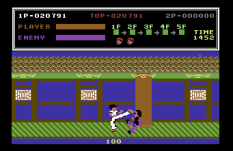 Kung Fu Master C64 11