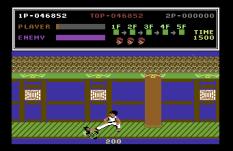 Kung Fu Master C64 21