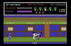 Kung Fu Master C64 22