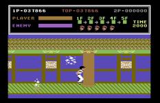 Kung Fu Master C64 32