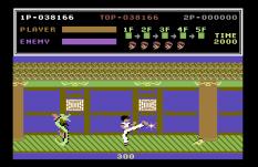 Kung Fu Master C64 33
