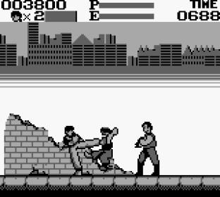 Kung-Fu Master Game Boy 09