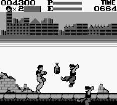 Kung-Fu Master Game Boy 10