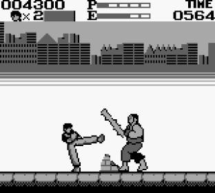 Kung-Fu Master Game Boy 12