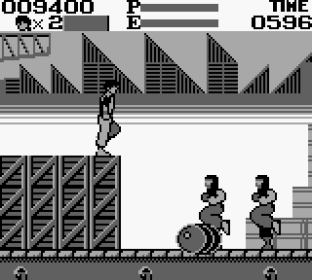 Kung-Fu Master Game Boy 20