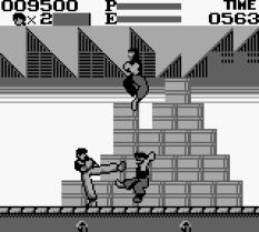 Kung-Fu Master Game Boy 21