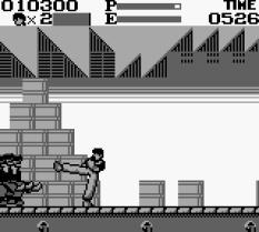 Kung-Fu Master Game Boy 22