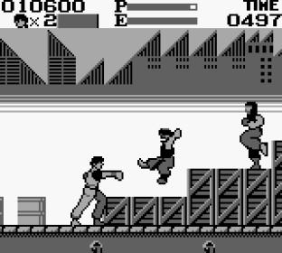 Kung-Fu Master Game Boy 23