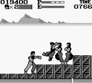 Kung-Fu Master Game Boy 31