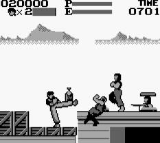 Kung-Fu Master Game Boy 32