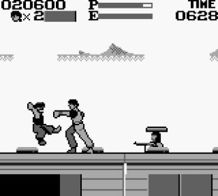 Kung-Fu Master Game Boy 34