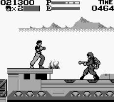 Kung-Fu Master Game Boy 37