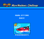 Micro Machines NES 03